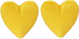 "Fragrances, Perfumes, Cosmetics Mango Scent Bath Bomb ""Heart"" - Lalka"