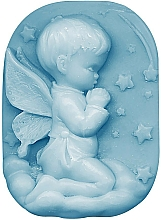 "Fragrances, Perfumes, Cosmetics Glycerin Soap ""Children's Caress"" - Bulgarian Rose Glycerin Fragrant Soap Blue Angel"