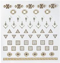 Fragrances, Perfumes, Cosmetics Nail Art Stickers - Peggy Sage DecorativeNail Stickers Jewels