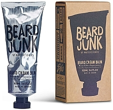 Fragrances, Perfumes, Cosmetics Beard Cream Balm - Waterclouds Beard Junk Beard Cream Balm