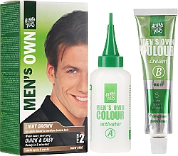 Fragrances, Perfumes, Cosmetics Men Hair Color - Henna Plus Men Own Hair Colouring