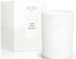 Fragrances, Perfumes, Cosmetics Ex Nihilo Ultra Rose - Scented Candle