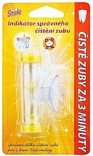 Fragrances, Perfumes, Cosmetics Time Indicator Toothbrushing, yellow - VitalCare White Pearl Smile Indicator Proper Toothbrushing