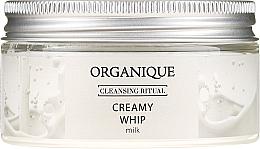 Fragrances, Perfumes, Cosmetics Body Foam Milk - Organique HomeSpa