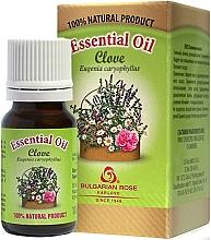 "Fragrances, Perfumes, Cosmetics Essential Oil ""Clove"" - Bulgarian Rose Clove Essential Oil"