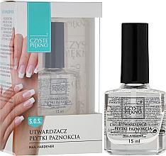 Fragrances, Perfumes, Cosmetics Nail Hardener - Czyste Piękno Nail Hardener