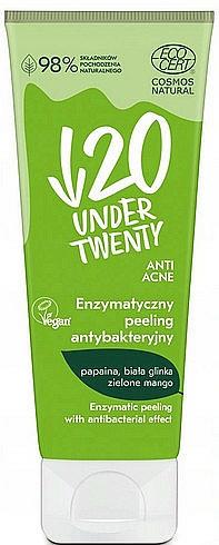 Antibacterial Enzymatic Peeling - Under Twenty Anti Acne Antibacterial Enzymatic Peeling