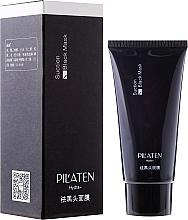 Fragrances, Perfumes, Cosmetics Anti-Acne Mask - Pilaten Hydra Suction Black Mask
