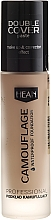 Fragrances, Perfumes, Cosmetics Waterproof Foundation - Hean Double Cover Camouflage Waterproof Foundation