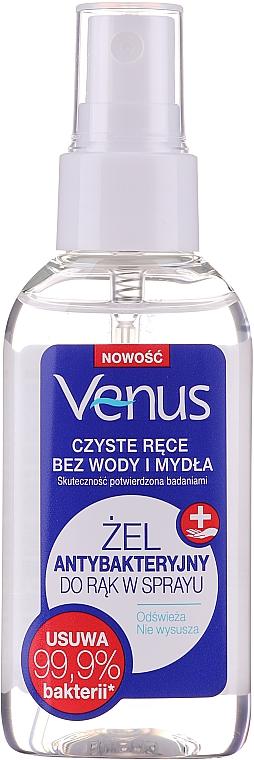 Antibacterial Hand Gel Spray - Venus Antibacterial Hand Gel Spray