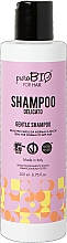 Fragrances, Perfumes, Cosmetics Shampoo - puroBIO Cosmetics For Hair Gentle Shampoo