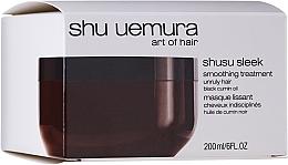Fragrances, Perfumes, Cosmetics Unruly Hair Mask - Shu Uemura Art Of Hair Shusu Sleek Smoothing Treatment