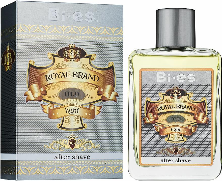 Bi-Es Royal Brand Light - After Shave Lotion