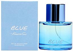 Fragrances, Perfumes, Cosmetics Kenneth Cole Blue - Eau de Toilette