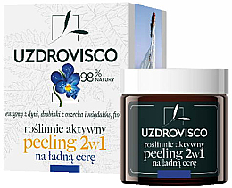 Fragrances, Perfumes, Cosmetics Face Peeling - Uzdrovisco