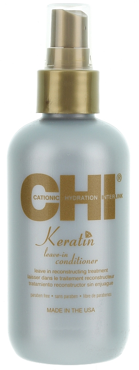 Leave-In Keratin Hair Conditioner - CHI Keratin Weightless Leave in Conditioner