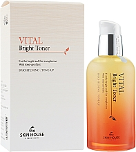 Fragrances, Perfumes, Cosmetics Fair Complexion Toner - The Skin House Vital Bright Toner