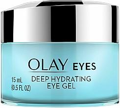 Fragrances, Perfumes, Cosmetics Moisturizing Eye Gel - Olay Eyes Deep Hydrating Gel