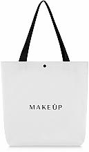 Fragrances, Perfumes, Cosmetics White Bag - MakeUp