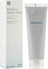 Fragrances, Perfumes, Cosmetics Cleansing Clay Oxygen Avocado Splash Mask - Blithe Bubbling Splash Mask Indian Glacial Mud