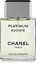 Fragrances, Perfumes, Cosmetics Chanel Egoiste Platinum - Eau de Toilette