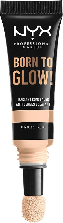 Radiant Concealer - NYX Professional Makeup Born To Glow Radiant Concealer