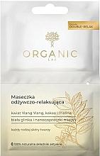 Fragrances, Perfumes, Cosmetics Nourishing & Relaxing Face Mask - Organic Lab Nourishing and Relaxing Face Mask