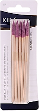 Fragrances, Perfumes, Cosmetics Cuticle Sticks, pink, 5 pcs - KillyS