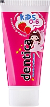 "Fragrances, Perfumes, Cosmetics Kids Toothpaste ""Strawberry"" - Dentica Dental Protection For Kids"