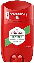 Fragrances, Perfumes, Cosmetics Deodorant Stick - Old Spice Restart Deodorant Stick