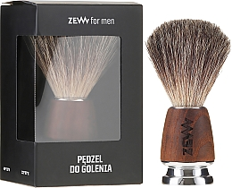 Fragrances, Perfumes, Cosmetics Shaving Brush - Zew For Men