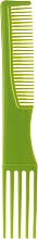 Fragrances, Perfumes, Cosmetics Hair Comb, 60298, green - Top Choice