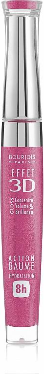 Lip Balm-Gloss - Bourjois Effet 3D Balm Action 8h