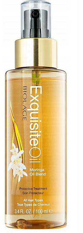 Universal Deep Nourishing Hair Oil - Biolage Exquisite Oil Replenishing Treatment