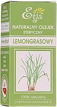 Fragrances, Perfumes, Cosmetics Lemongrass Natural Essential Oil - Etja Natural Essential Oil