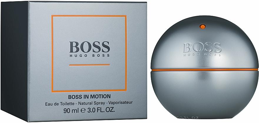 Hugo Boss In Motion - Eau de Toilette — photo N2