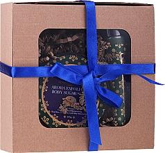 Fragrances, Perfumes, Cosmetics Set - Sabai Thai Rice Milk (foot/scrub/200ml + foot/cr/100ml)