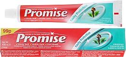 "Fragrances, Perfumes, Cosmetics Toothpaste Promise ""Anti-Caries Protection"" - Dabur"