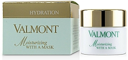 Fragrances, Perfumes, Cosmetics Moisturizing Face Mask - Valmont Moisturizing With A Mask