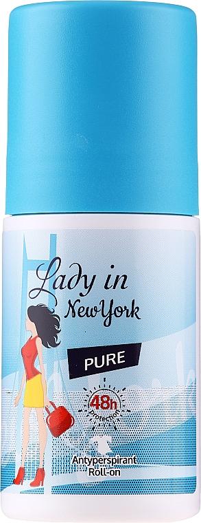 Deodorant - Lady In New York Pure Deodorant