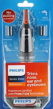 Fragrances, Perfumes, Cosmetics Nose & Ear Trimmer - Philips Trimmer NT3160/10
