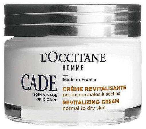 Revitalizing Face Cream - L'Occitane Cade Revitalizing Cream — photo N1
