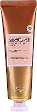 Fragrances, Perfumes, Cosmetics Olive Oil & Avocado Hand & Body Cream - Voesh Velvet Luxe Tangerine Glow Vegan Body&Hand Creme