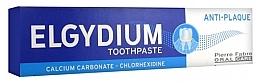 Fragrances, Perfumes, Cosmetics Toothpaste - Elgydium Anti-Plaque Toothpaste