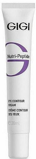 Eye Contour Cream - Gigi Nutri-Peptide Eye Contour Cream — photo N1