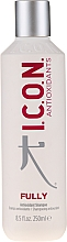 Fragrances, Perfumes, Cosmetics Antioxidant Shampoo - I.C.O.N. Care Fully Shampoo