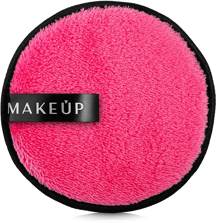 "Cleansing Sponge ""My Cookie"", fuchsia - MakeUp Makeup Cleansing Sponge Fuchsia"