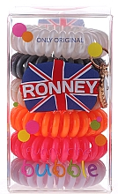 Fragrances, Perfumes, Cosmetics Hair Ring - Ronney Professional Funny Ring Bubble 7