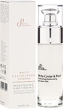 Fragrances, Perfumes, Cosmetics Brightening Eye Cream - Sayaz Cosmetics White Caviar Illuminating Moisturizing Eye Cream 24H