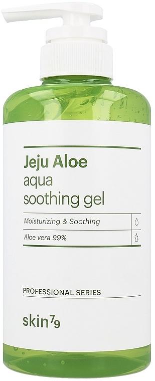 Soothing Face, Body & Hair Gel - Skin79 Jeju Aloe Aqua Soothing Gel